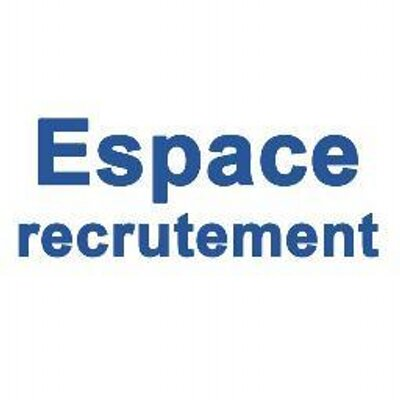 Espace recrutement espacerecrute twitter for Emploi espace