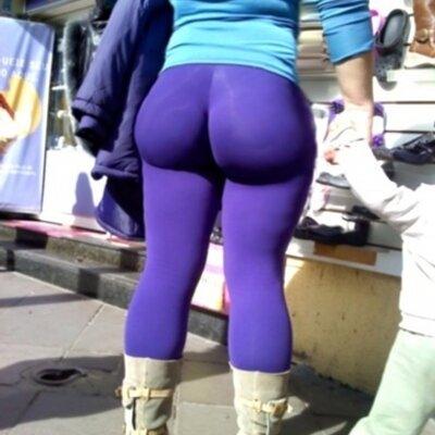 phat pussy yoga pants