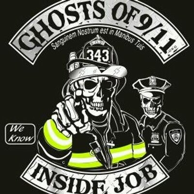 Ghosts of 911 inside job patch