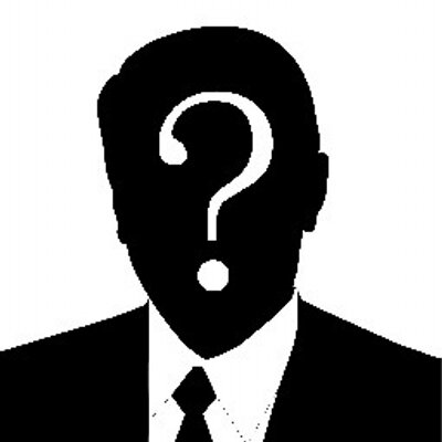 John Doe (@Chargedecom... Blank Profile Picture With Question Mark