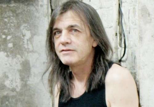 AC/DC Unplugs, Malcolm Young Too Ill To Play
