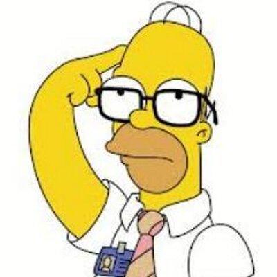 Homer El Pensador At Spanishpostureo Twitter