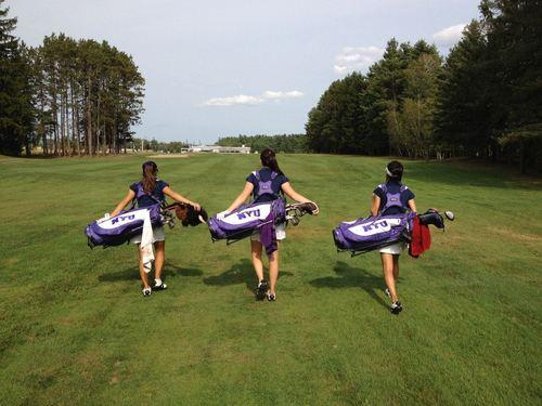 NYU Women's Golf