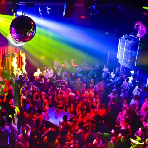 Clubbing Asian 50