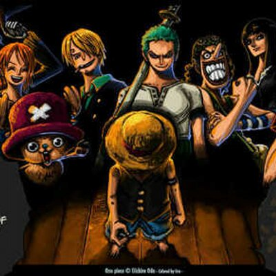 Kumpulan Koleksi Gambar Gambar Keren One Piece Gratis Terbaik