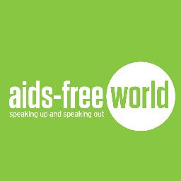 @AIDS_Free_World