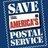 Postalramman