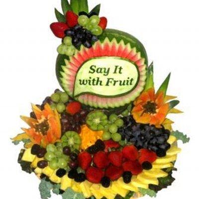 Fruit baskets toronto