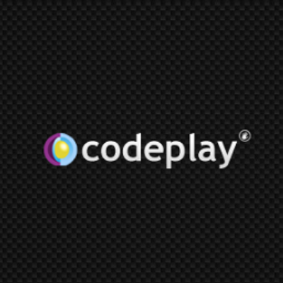 Codeplay Software on Twitter: