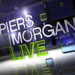 Piers Morgan Live Social Profile