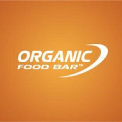 Organic Food Bar At Organicfoodbar Twitter