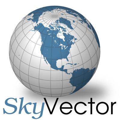 Resultado de imagen para logo skyvector
