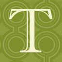 T logo reasonably small