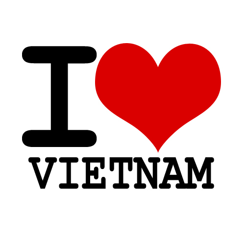 how to say love in vietnamese