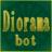 ジオラマbot