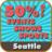 Half Off Seattle