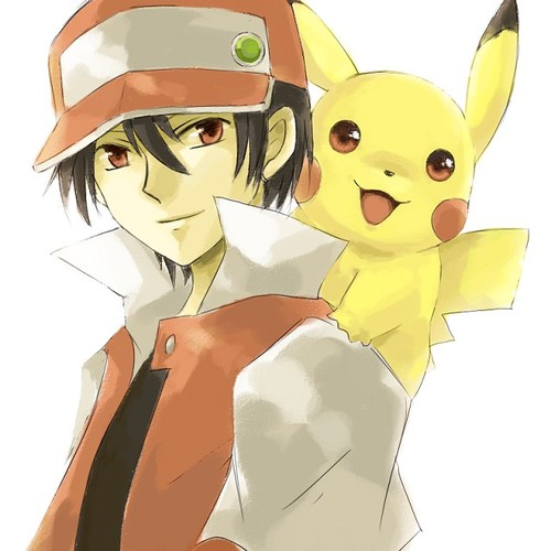 Pokemon Trainer Red (@PkmnTrainerRedd) | Twitter