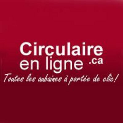 circulaire en ligne circulaires qc twitter. Black Bedroom Furniture Sets. Home Design Ideas