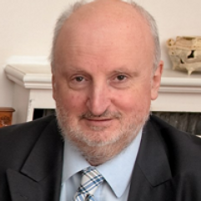 Keith Tondeur OBE