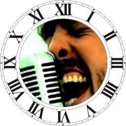 Dave Grohl Clock
