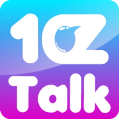 Image result for 10zTalk Logo