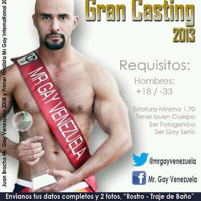 Mr Gay Venezuela 65