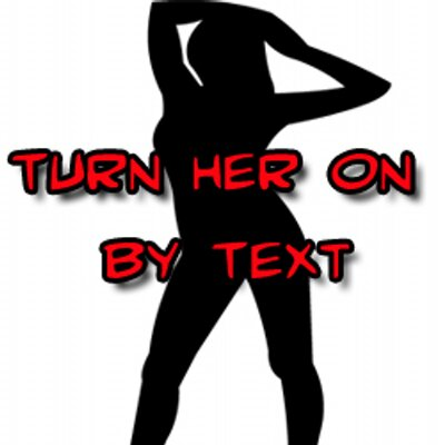 turn on text messages for her