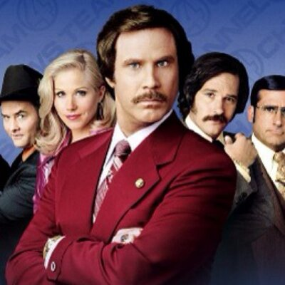 Anchorman Quotes On Twitter Correct Me If Im Wrong But I Believe