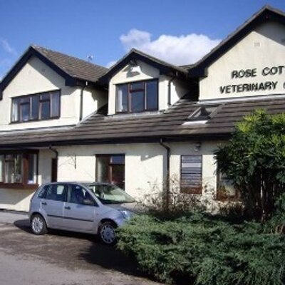 Elegant Rose Cottage Vet