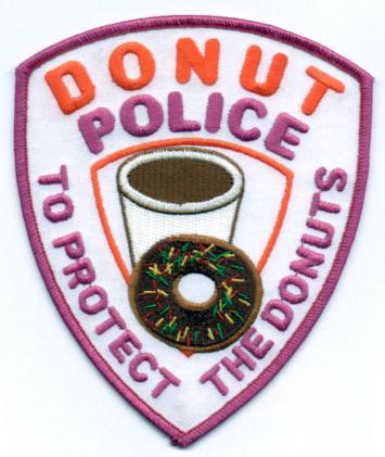 Cops Eating Donuts At Copseatdonuts Twitter