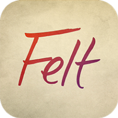 Image result for felt app logo