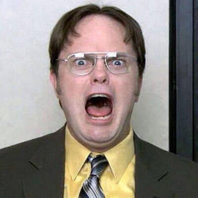 Dwight K Schrute