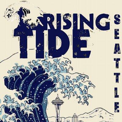 Rising Tide Seattle (@RisingTideSEA) Twitter profile photo