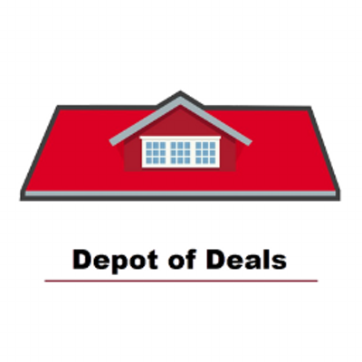 Depot of deals depotofdeals twitter for Deals by depot
