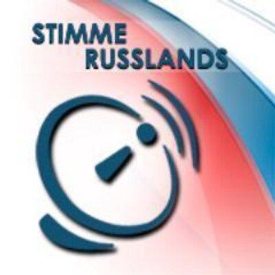 Stimme Russlands Deutsch