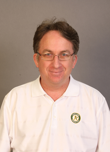 Baseball Information Manager for the Oakland A's