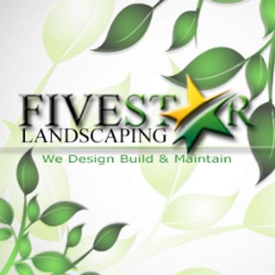 FiveStar Landscaping - FiveStar Landscaping (@troyfivestar) Twitter