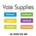 Yate Supplies