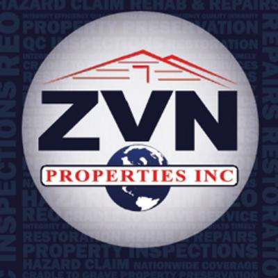 Zvn Properties Inc