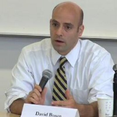 David Bosco on Muck Rack