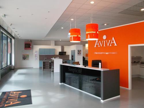 Aviva cuisines bruay avivabruay twitter for Aviva cuisine annemasse