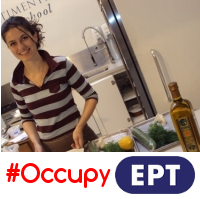 Greek Cookery Class | Social Profile