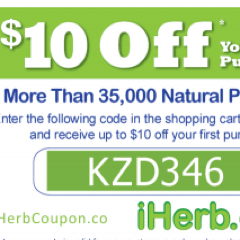 20% Off Using iHerb Coupon Codes & Promo Codes