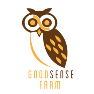 logo for Good Sense Farm