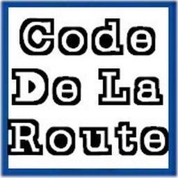 code de la route fr codedelaroutefr twitter. Black Bedroom Furniture Sets. Home Design Ideas