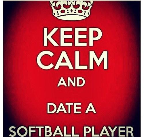 Dating a softball girl