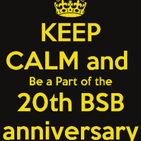 20 Years BSB | Social Profile