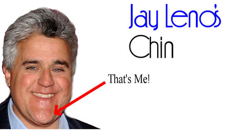 Jay Leno Chin Keyboard shortcuts