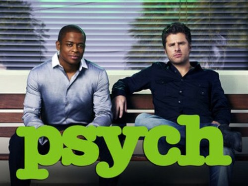 Psych Writers Room