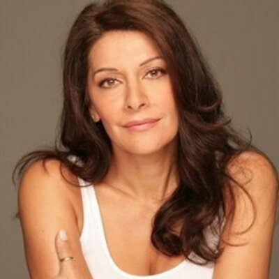 The 64-year old daughter of father (?) and mother(?) Marina Sirtis in 2019 photo. Marina Sirtis earned a  million dollar salary - leaving the net worth at  million in 2019